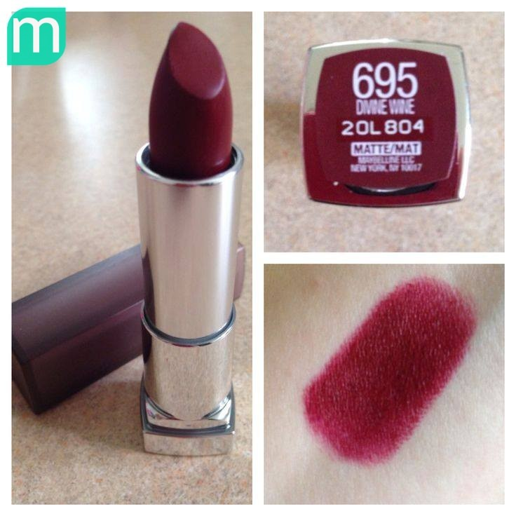 Son-Maybelline-Color-Sensational-Creamy-Matte-Lip-Color-Divin- Wine-hang-xach-tay-US-review-1