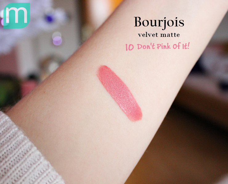 swatches-son-bourjois-velvet-10-dont-pink-of-it
